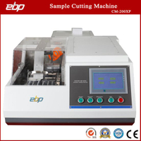 Cm-200XP Metallographic Specimen Cutting Machine with Touch Screen