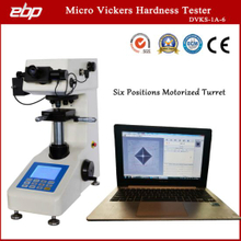 Precision Micro Hardness Tester for Glass / Gem / Metal Quality Control