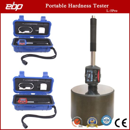 Compact Portable Leeb Hardness Testing Instrument in Pencil Type