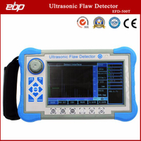 Salable Digital Ultrasonic Flaw Detector Quickly and Accurately Diagnoses Defects in Workpieces