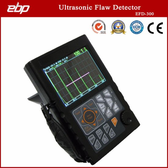 High Quality Portable Digital Ultrasonic Testing Flaw Detector with Automated Calibration Automated Gain