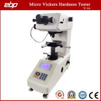 Hv Micovickers Hardness Testing Instruments with Automatic Turret