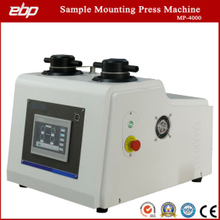 Fully Automatic Metallographic Sample Mounting Press Mosaic Machine MP-4000