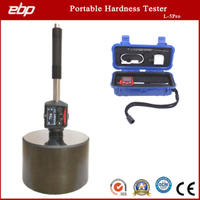 Compact Portable Digital Rebound Leeb Sclerometer Support D / Dl Probe
