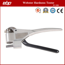 Webster Hardness Testing Machine for Aluminum Tube Hardness Test W-20b