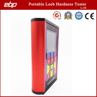 Portable Rebound Hardness Tester Support D / Dl / G / DC / C Prob
