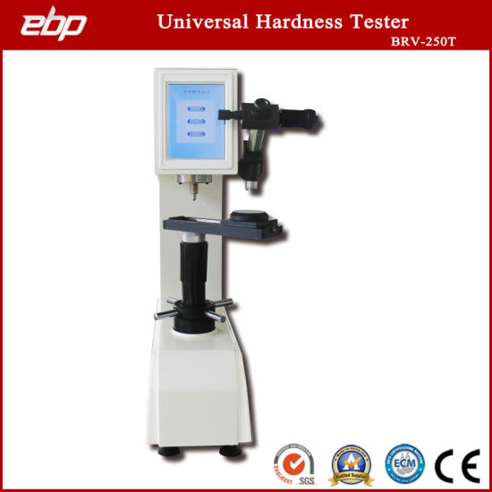 Advanced Universal Hardness Tester with Accuracy Load Cell Control