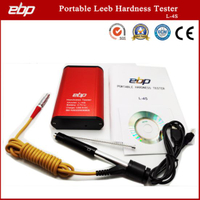 Portable Digital Rebound Hardness Tester Support D / Dl / G / DC / C Impact Device