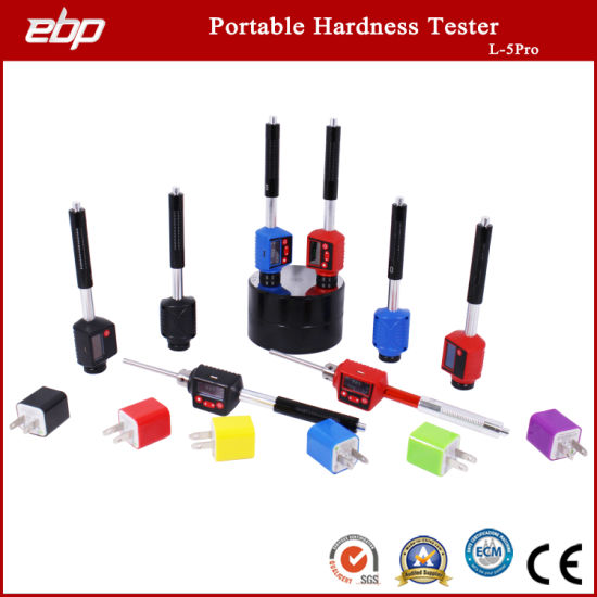 Digital Compact Portable Shore Hardness Tester for Metal Material