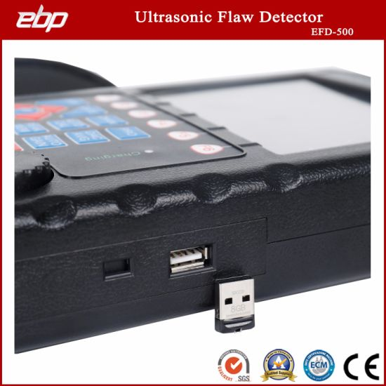 Words and Phrases Salable Portable Digital Ultrasonic Testing Flaw Detector for Metal Internal Crack Detection