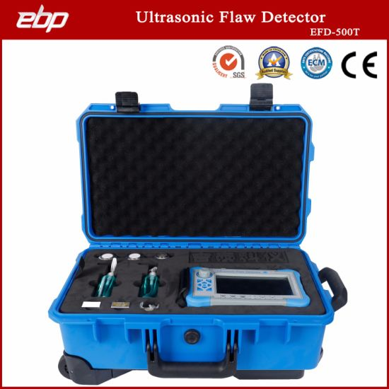 Portable Digital Ultrasonic Testing Flaw Detector with Automated