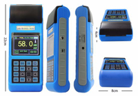 Portable Digital Rebound Leeb Hardness Testing Equipment