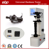 Digital Universal Brinell Rockwell Vickers Hardness Testing Equipment Brv-187.5dh