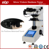 Digital Micro Hardness Tester with Vickers Knoop Diamond Indenter