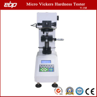 Metal Coating Micro Vickers Hardness Testing Instruments V-1m Tester Machine