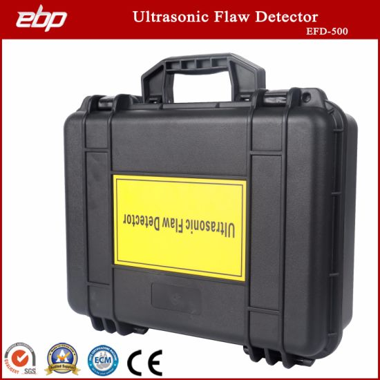 High Quality Industrial NDT Testing Machine Ultrasonic Testing Ut Flaw Detector for Welding