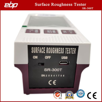 Surface Roughness Tester Gauge with High Accuracy Sensor