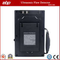 Portable Digital Ultrasonic Flaw Detector for Weld Inspection