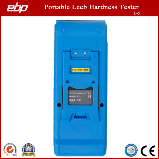 Words and Phrases Salable Portable Color Screen Digital Rebound Leeb Hardness Testing Instrument