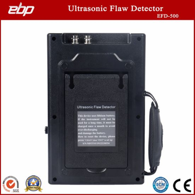 Professional Portable Digital Ultrasonic Flaw Detector Crack Detector Welding Inspection Equipment