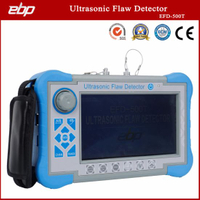 Professional Portable Digital Ultrasonic Testing Flaw Detector with Automated Calibration Automated Gain