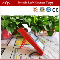 Portable Digital Rebound Leeb Hardness Testing Equipment for Metal Internal Crack Detection