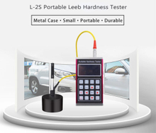 Aluminum Portable Digital Rebound Leeb Hardness Testing Equipment