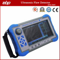 Portable Digital Ultrasonic Testing Flaw Detector for Metal Internal Crack Detection