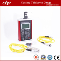 0.01mm Accuracy Coating Thickness Gauge with Automatic Zero Function