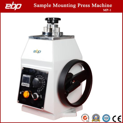 Metallographic Sample Preparation Hot Mosaic Machine with Water Cooling