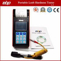 Color Screen Portable Digital Rebound Leeb Sclerometer