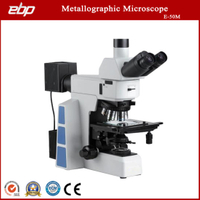 E-50m Research Grade Upright Metallurgical Microscope with Polarization System