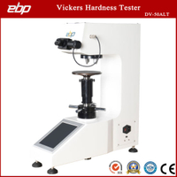 Load Cell Control Touch Screen Vickers Hardness Testing Instrument Durometer