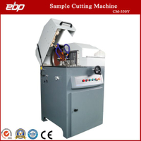 Manual Metallographic Sample Cutting Machine with Y Direction Cutting