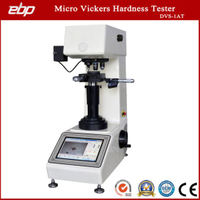 Computerized Digital Micro Vickers Hardness Tester Integrated Computer Camera Software