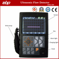 Digital Ultrasonic Flaw Detector for Welding Inspection