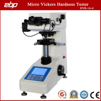 Six Positions Motorized Turret Micro Vickers Knoop Hardness Tester Machine