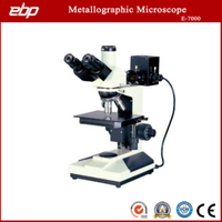 E-7000 Upright Trinocular Metallographic Microscope for Observe Opaque Objects
