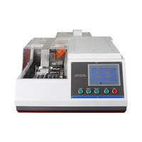 Metallographic Sample Cutting Machine with Abrasive Cutter Wheels