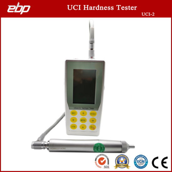 Portable Uci Vickers Hardness Tester