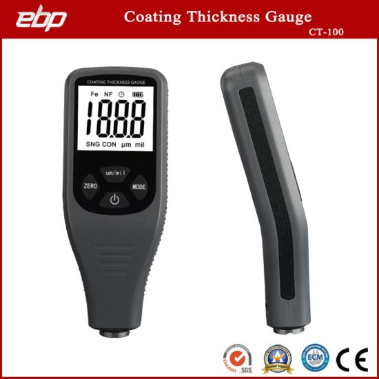 CT-100 Digital Car Painting Thickness Gauge