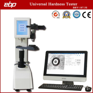 Brv-187.5s Digital Universal Hardness Testing Machine for Material Labs