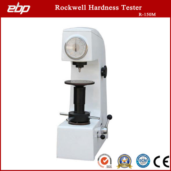 Manual Rockwell Hardness Test Equipment Device R-150m