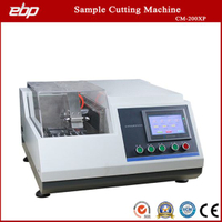 Diamond Cutting Wheels Sample Preparation Cutting Machinery