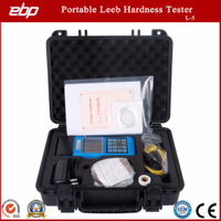 Portable Color Screen Rebound Leeb Hardness Testing Equipment