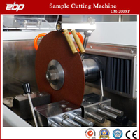 Digital Precision Sample CNC Cutting Machine with Servo Motor