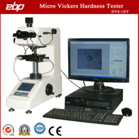 Automatic Micro Hardness Tester with Motorized Platform