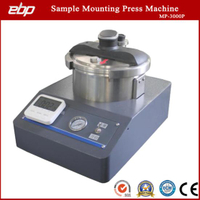 Pressure Metallographic Sample Preparation Cold Mounting Press Machine