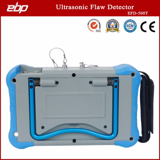 New Product Leeb Rechargeable NDT High Sensitivity Testing Machine Ultrasonic Flaw Detector for Crack Detection