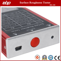 Surface Roughness Tester with Ra Rz Rq Rt Parameters Sr-100